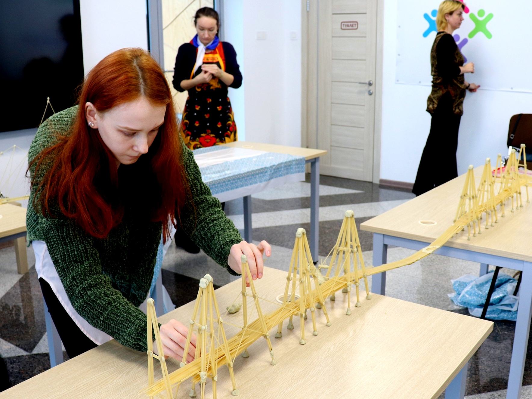 В Кольцово могут строить и из макарон
