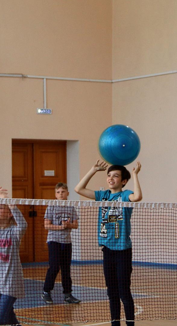 Журналисты «МедиаГорода» приняли участие в  простынбольном чемпионате среди летних площадок
