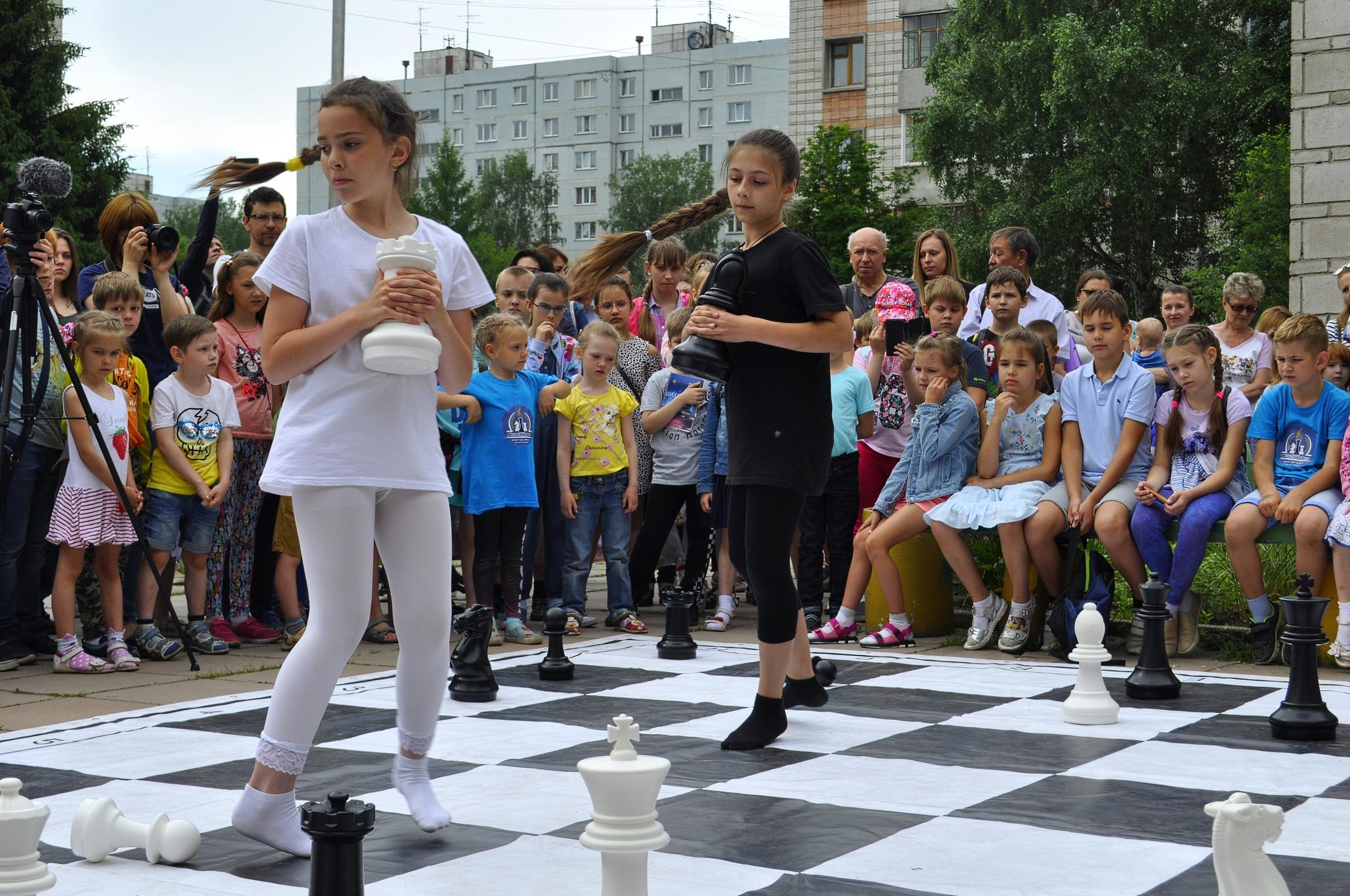 Шахматный фестиваль «Наукоград Кольцово» стартовал в 16 раз