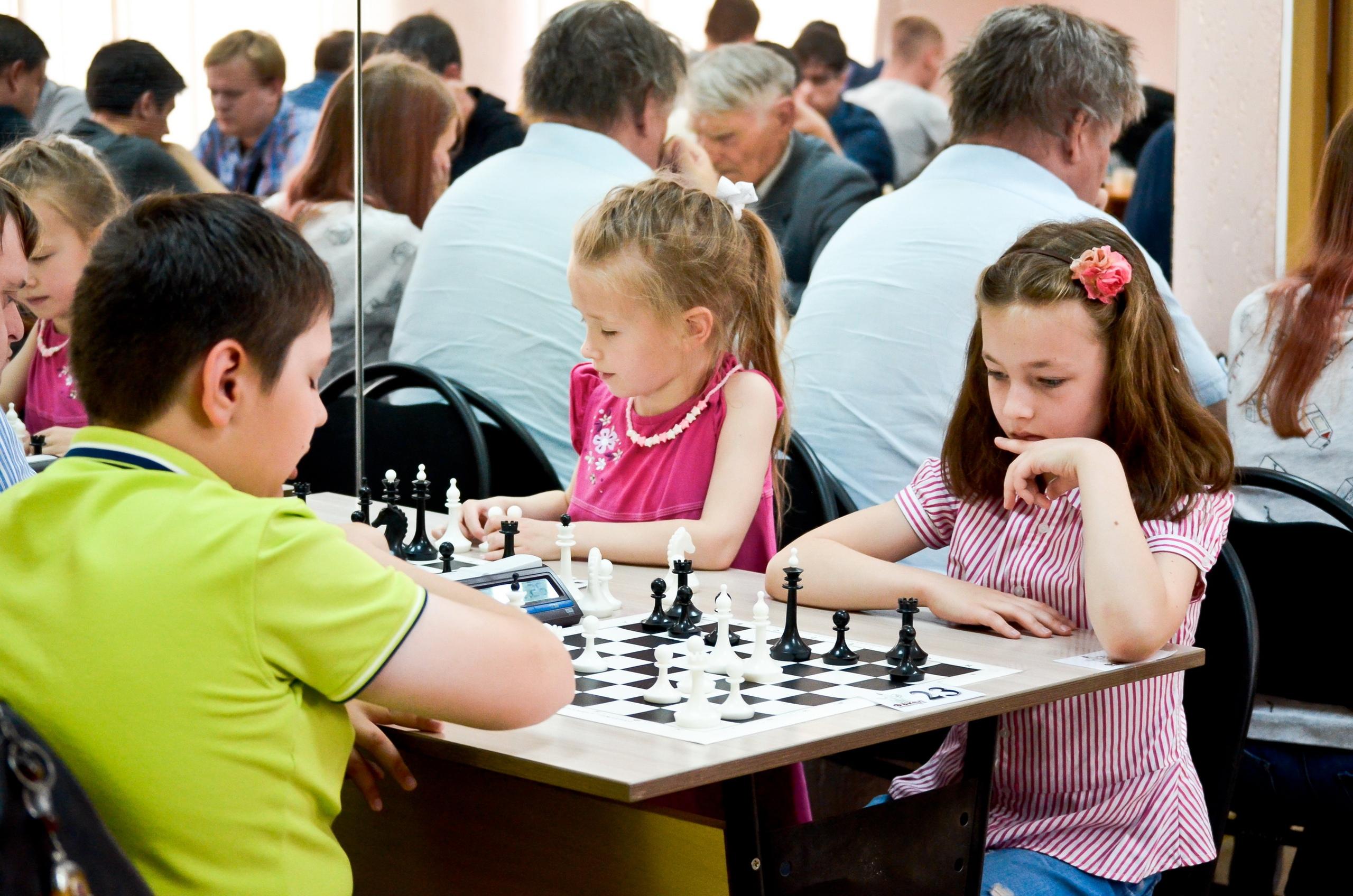 Шахматный фестиваль «Наукоград Кольцово 2019»