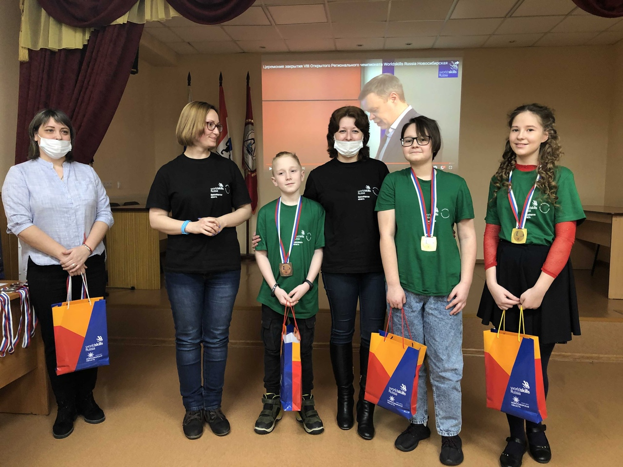 Региональный чемпионат «WorldSkills Russia» завершился победой для «Медиагорода»