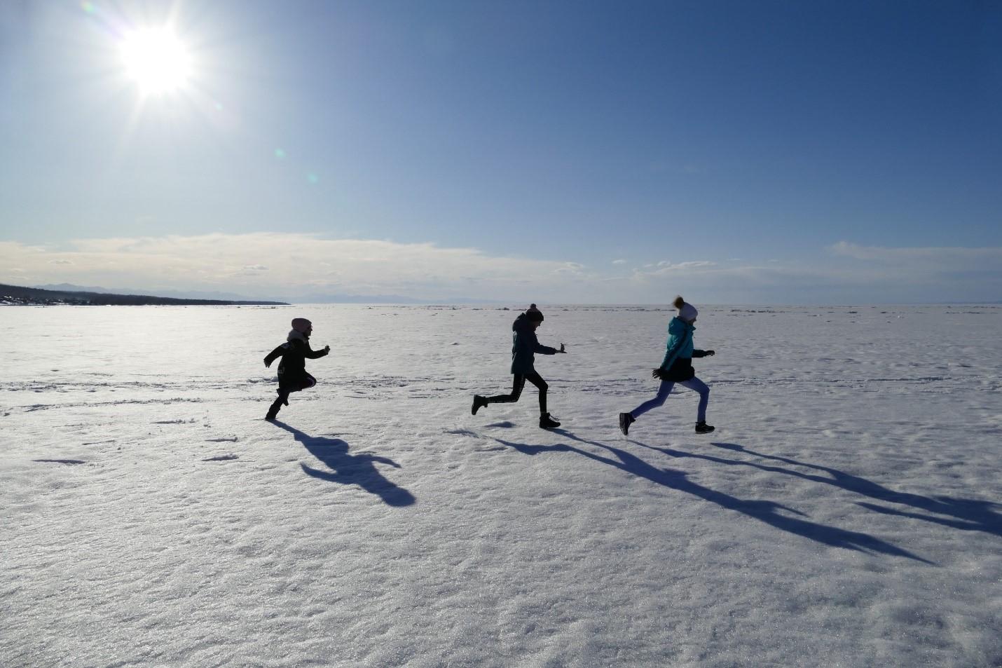 На Байкал можно приехать в любое время года